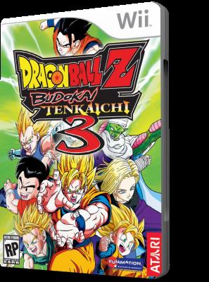 [WII] Dragonball Z Budokai Tenkaichi 3 (2008) - MULTI ITA