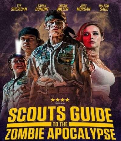 Scouts Zombie Apocalypse BluRay