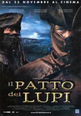Il patto dei lupi - Le pacte des loups (2001) Dvd9 Copia 1:1 ITA - MULTI