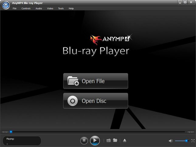 مشغل افلام البلوراى الرائع AnyMP4 Blu-ray Player 6.1.92